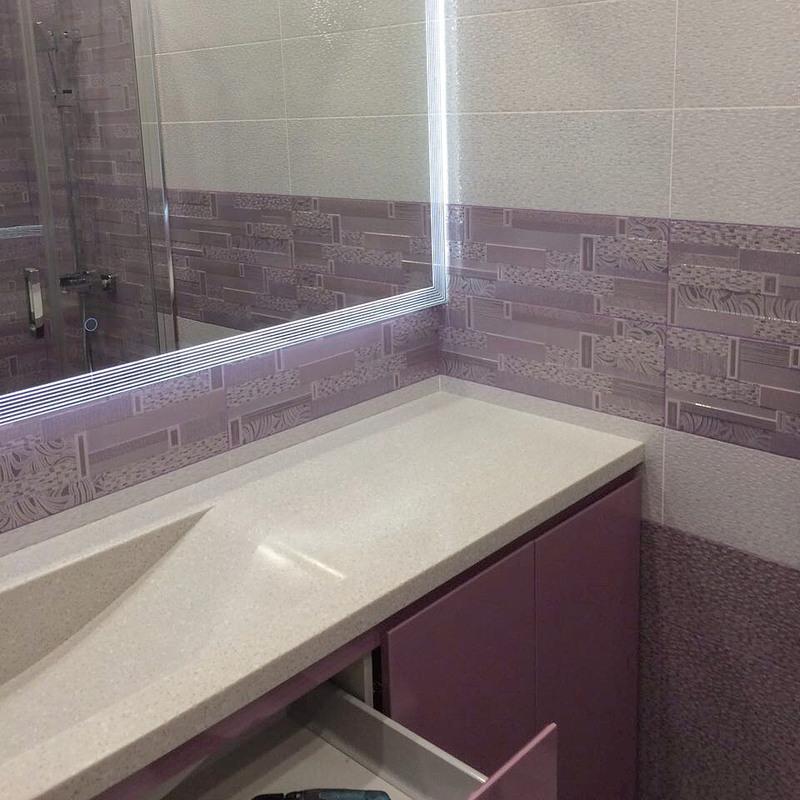 Мебель для ванной комнаты-Мебель для ванной «Модель 24»-фото2