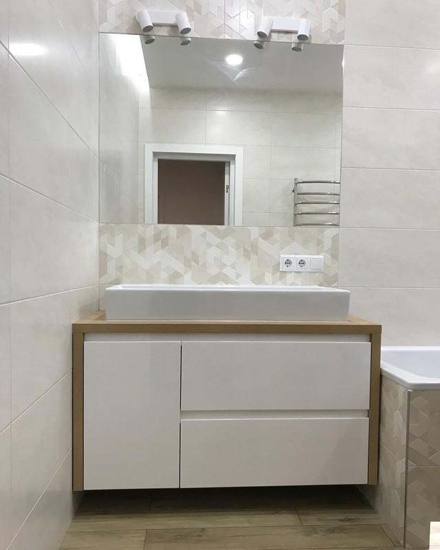 Мебель для ванной комнаты-Мебель для ванной «Модель 13»-фото1