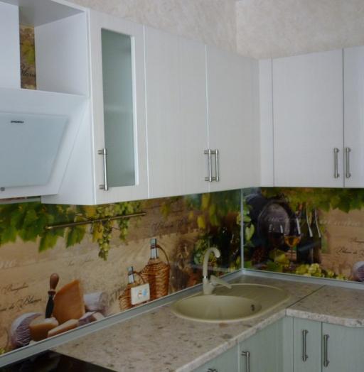 -Кухня МДФ в ПВХ «Модель 216»-фото10