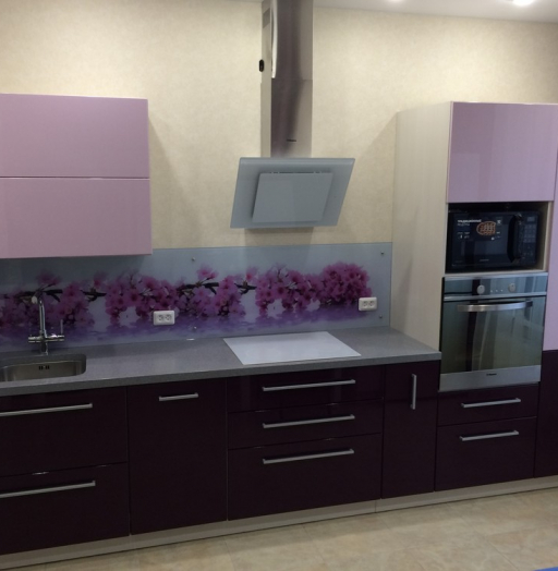 -Кухня из пластика «Модель 110»-фото16