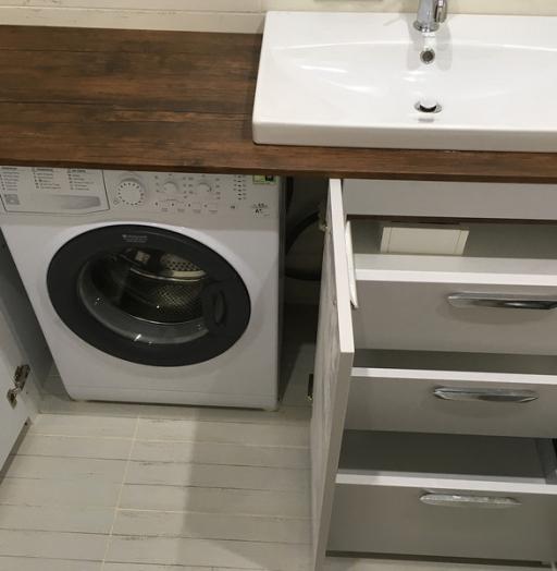 -Мебель для ванной «Модель 1»-фото1
