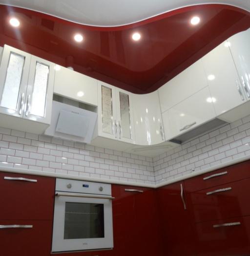 -Кухня из пластика «Модель 365»-фото27