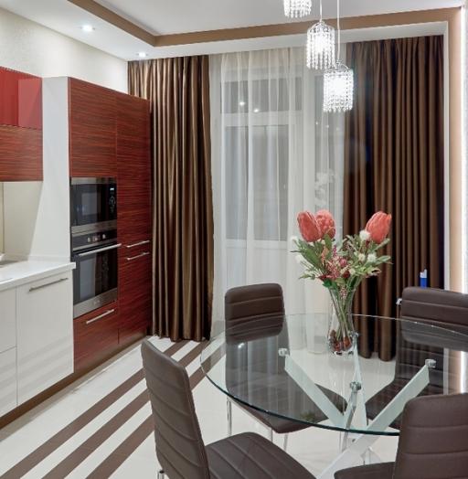 -Кухня МДФ в ПВХ «Модель 17»-фото18