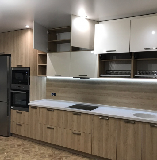-Кухня МДФ в ПВХ «Модель 67»-фото12