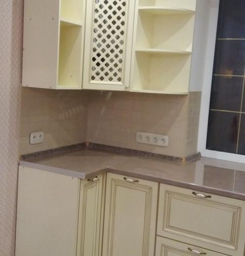 -Кухня МДФ в ПВХ «Модель 69»-фото29