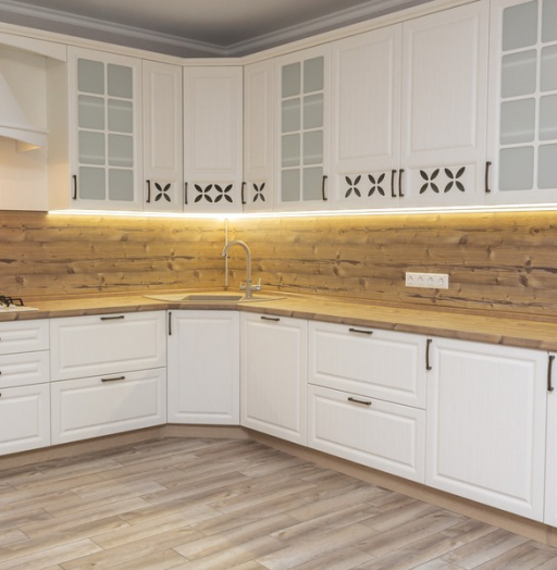 -Кухня МДФ в ПВХ «Модель 10»-фото9