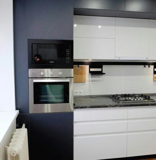 -Кухня МДФ в ПВХ «Модель 81»-фото9