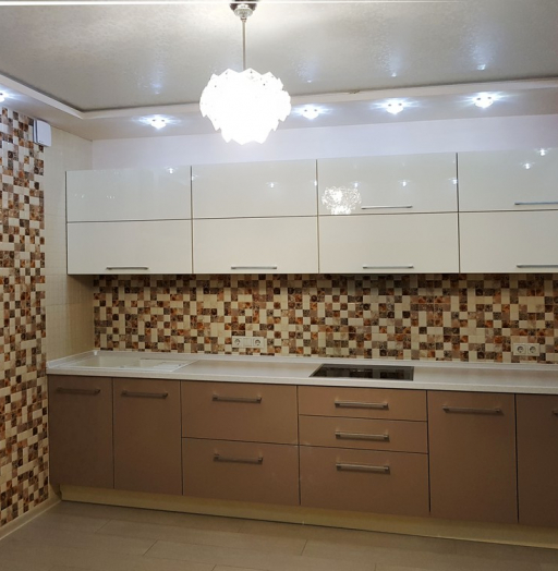 -Кухня из акрила «Модель 298»-фото4