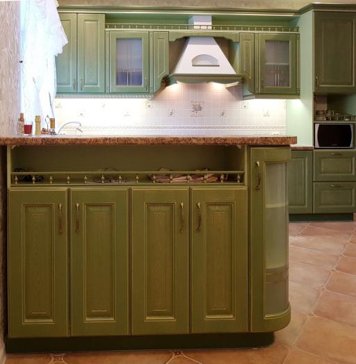 -Кухня из массива «Модель 23»-фото19
